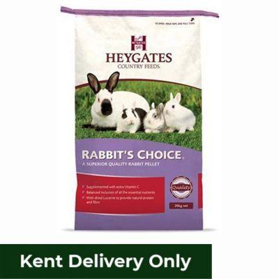 Heygates Rabbits Choice Pellets 20kg