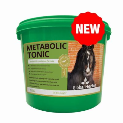 Global Herbs Metabolic Tonic Size: 1kg