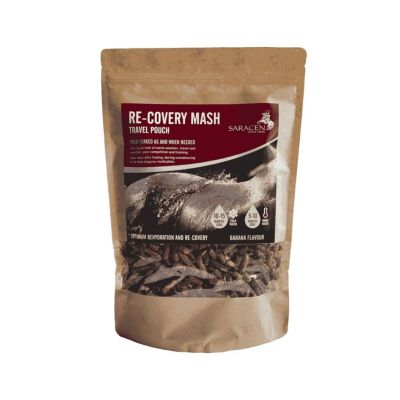 Saracen Recovery Mash Travel Pouch 1.5kg
