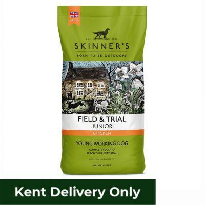 Skinners Field & Trial Junior (Chicken) 15kg