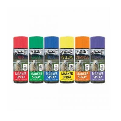 Agrimark Sheep Marker Spray 400ml