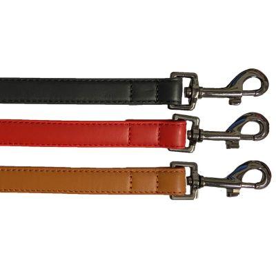 Milford Leather Lead Slim