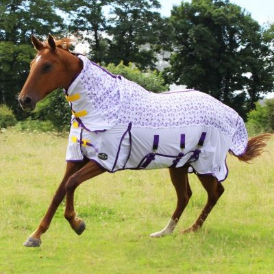 Gallop Bees & Butterflies All in One Fly Rug