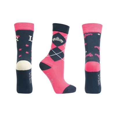 Sasha Socks By Little Rider (Pack Of 3)