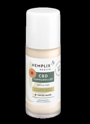 Hemplix Health Label Cannaroller 50ml UK