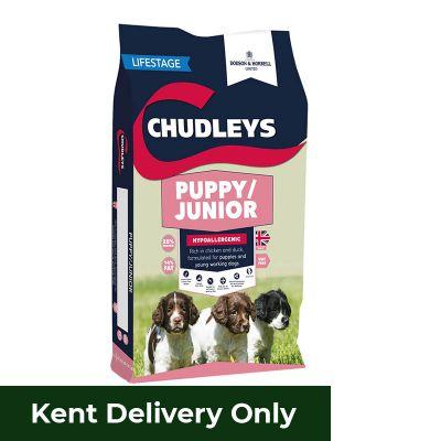 Chudleys Puppy Junior 12kg