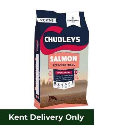 Chudleys Adult With Salmon Maintenance Working Dog 15kg