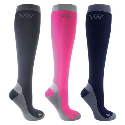 Woofwear Competition Riding Socks