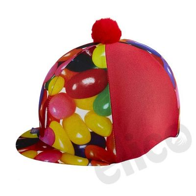Elico Jelly Beans Lycra Hat Silk Cover