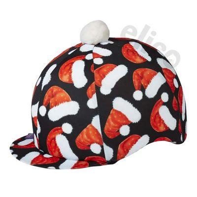 Elico Santa Hats Lycra Hat Silk Cover