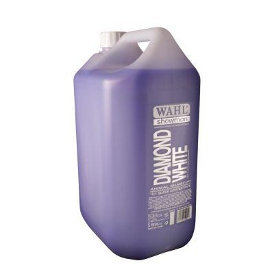 Wahl Diamond White Shampoo 5ltr