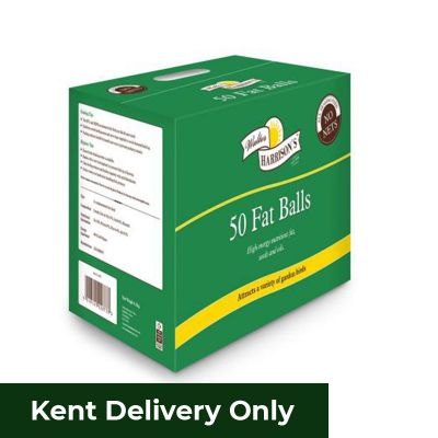 Harrisons Fat Balls (50 Value Box) 90g