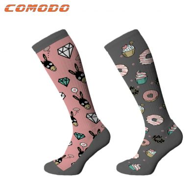 Junior Novelty Donkey Dougnuts Socks