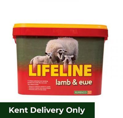 Lifeline Lamb & Ewe bucket