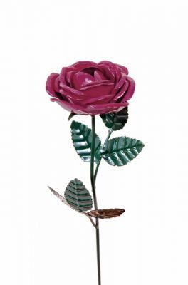 Small Purple Rose