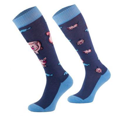 Novelty Adult Little Pigs Socks