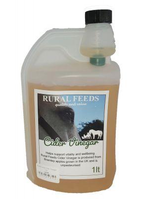 Rural Feeds Cider Vinegar 1ltr