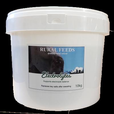 Rural Feeds Electrolytes 10kg