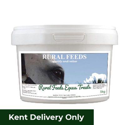 Rural Feeds Equus Treats 5kg Tub
