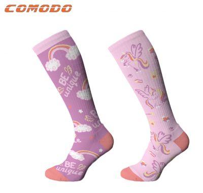 Junior Novelty Be Unique Socks