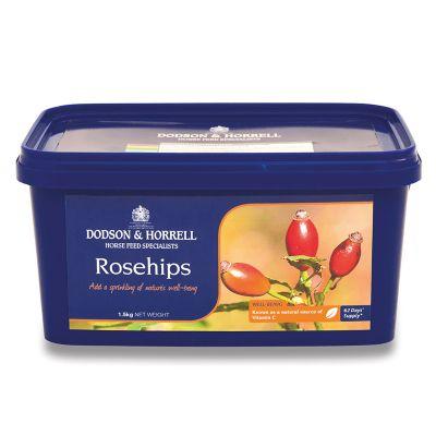Dodson & Horrell Rosehips Tub 1.5kg