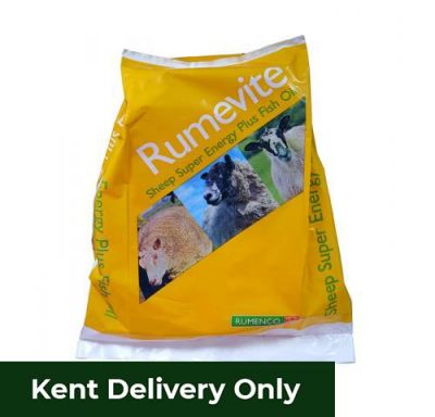 Rumevite Sheep Super Energy + Fish Oil