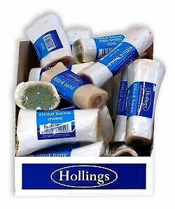 Hollings Filled Bone Assorted Flavours