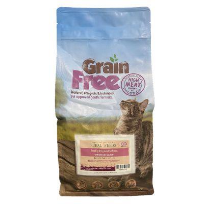 Rural Feeds Grain Free Adult Salmon Cat