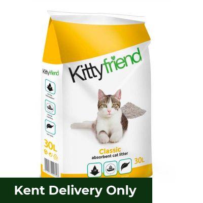Kitty Friend / Sanicat Classic Cat Litter 30L