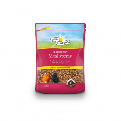 Harrisons Mealworms Pouch 1kg