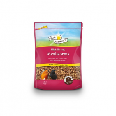 Harrisons Mealworms Pouch 500g