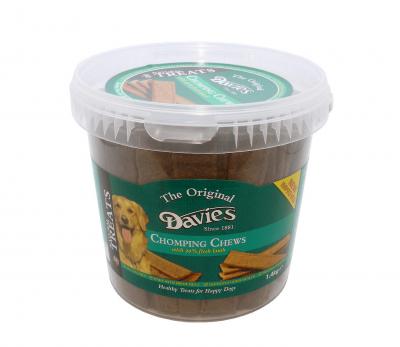 Davies Chomping Chews Lamb Jar 1.4kg