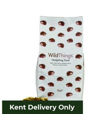 Wild Things Hedgehog Food Dry 2kg