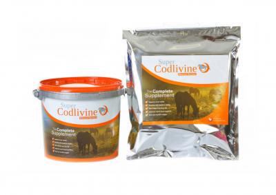 Super Codlivine The Complete Supplement 2.5kg Refill