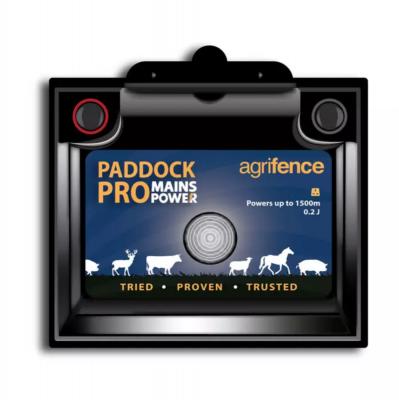 Paddock Pro Mains Power Energiser