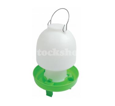 Poultry Super Drinker (Mushroom) 2.5ltr Size: 2.5ltr