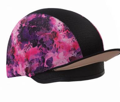 Equetech Botanical Mesh Hat Silk