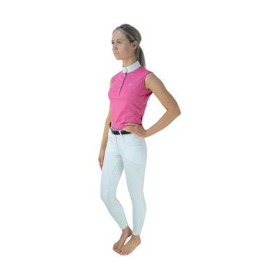 Hy Equestrian Sophia Sleeveless Show Shirt