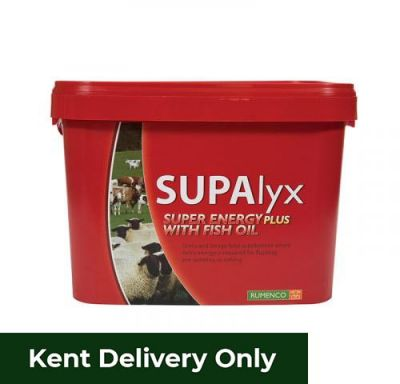 SUPALYX Super Energy Plus with Fish Oil