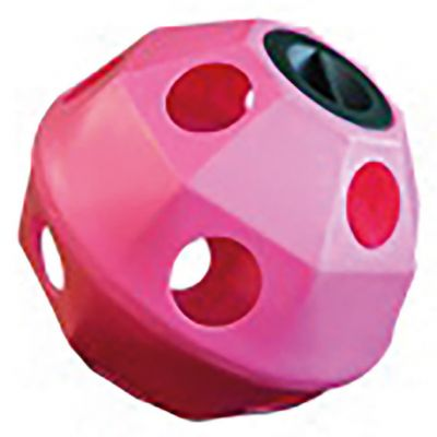 ProStable Hayball Large Holes Pink Colour: Pink