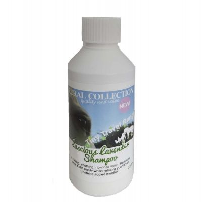 Rural Collection Tiny Luscious Lavender Shampoo