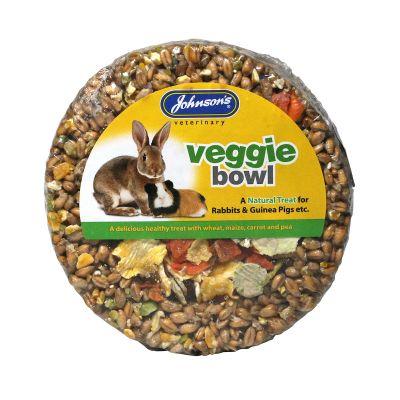 Johnsons Rabbit & Guinea Pig Veggie Bowl