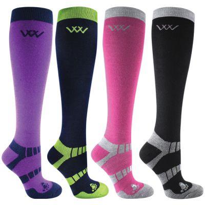 Woofwear Winter Riding Sock