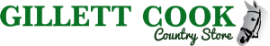 Gillett Cook Country Store Logo