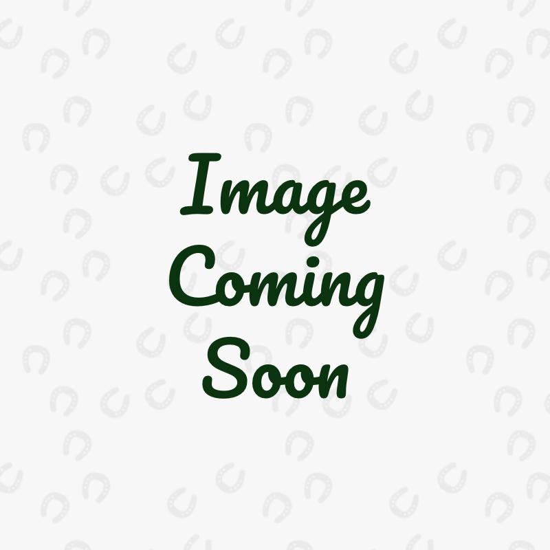 HKM Nylon Glitter Headcollar with Fleece Lining